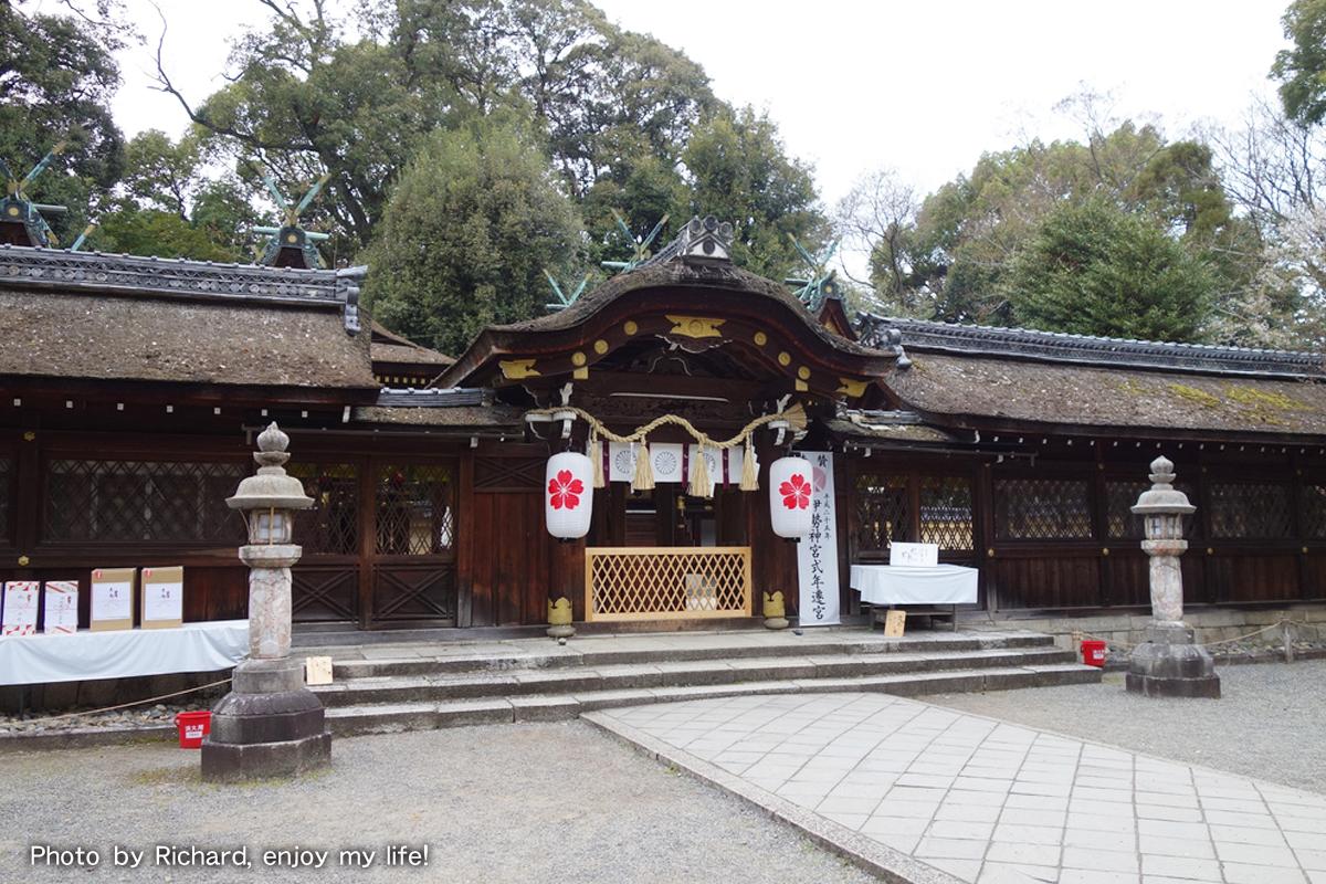Hirano Jinja-Shrine